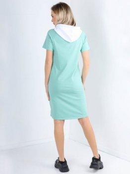 Платье Demma 808 Зеленое