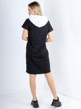 Платье Demma 808 Черное