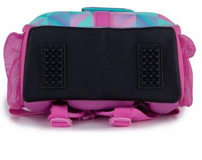 Школьный набор Kite Education Рюкзак каркасный 35x26x13.5 12 л+ пенал + сумка для обуви (SET_K21-555S-3)