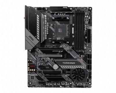 Материнська плата MSI MAG X570 Tomahawk Wi-Fi MAG X570 TOMAHAWK WIFI (sAM4, AMD X570, PCI-Ex16)