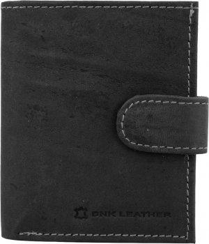 Визитница DNK Leather DNKTW-04-MH Black (2900000082267)