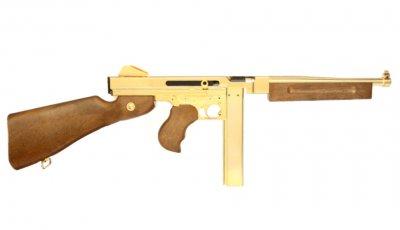 Пистолет пневматический Umarex LEGENDS M1A1 Legendary Gold (5.8391)