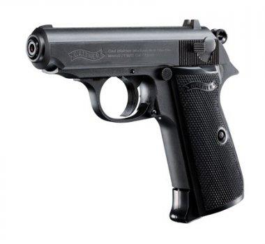 Пістолет пневматичний Umarex Walther PPK/S (5.8315)