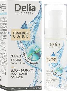 Сыворотка для лица Delia cosmetics Hyaluron Care 30 мл (5901350485156)
