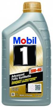 Моторна олива Mobil 1 FS x1 5W-40 1 л
