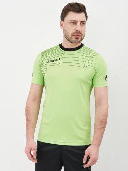 Футбольна форма Uhlsport 1003161-001 Зелена з чорним