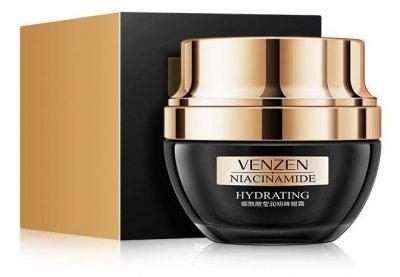 Увлажняющий питательный крем для кожи вокруг глаз Venzen с ниацинамидом 25 г