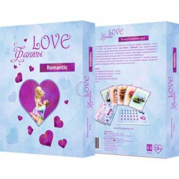 Настільна гра Bombat Game Love Фанті Romantic (4820172800095)