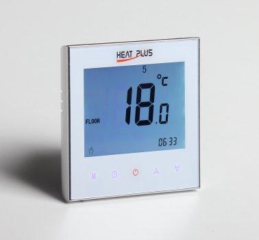 Терморегулятор Heat Plus Iteo4 Білий (Iteo4W)