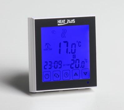 Терморегулятор Heat Plus BHT-323GB Чёрный (BHT323B)