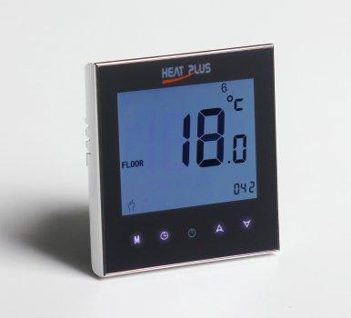 Терморегулятор Heat Plus Iteo4 Чорний (Iteo4B)