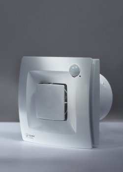 Вытяжной вентилятор SOLER&PALAU SILENT DUAL 300 с таймером, датчиком движения и влажности