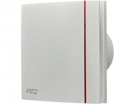 Вытяжной вентилятор SOLER&PALAU SILENT-100 CZ DESIGN-3C