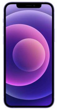 Мобільний телефон Apple iPhone 12 64 GB Purple Офіційна гарантія
