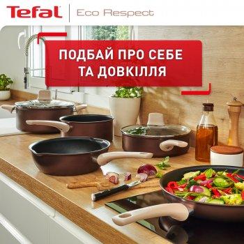 Набір Tefal Ingenio Eco Respect сковороди 22/26 знімна ручка (L6759103)