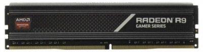 Пам'ять DDR4 RAM 16GB AMD 3000MHz PC4-24000 Radeon R9 (R9S416G3000U2S)