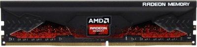Пам'ять DDR4 RAM 16GB AMD 2400MHz PC4-19200 (R7S416G2400U2S) Heat Shield