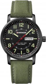 Чоловічий годинник Wenger Attitude W01.1541.104