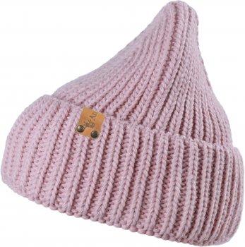 Зимняя шапка Anmerino Кай 56-58 см Пудра (4823055519336)
