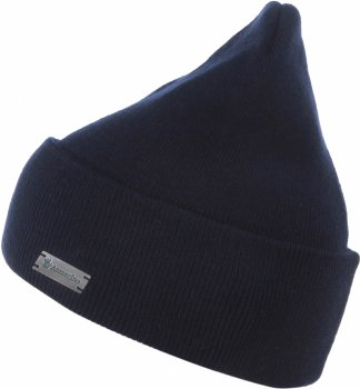 Зимняя шапка Anmerino Остин 54-56 см Темно-синяя (4823055557338)