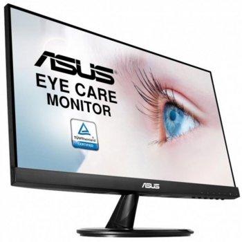 """Монітор ASUS 21.5"""" VP229HE IPS Black; 1920x1080, 5 мс, 250 кд/м2, D-Sub, HDMI"""