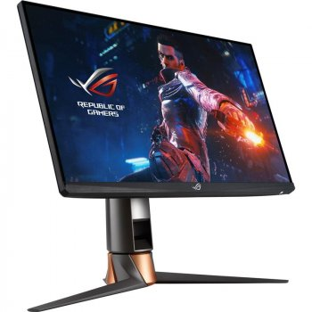 "Монитор ASUS 24.5"" PG259QN IPS Black; 1920х1080 (360 Гц), 1 мс, 400 кд/м2, HDMI, DisplayPort, 2хUSB3.0"