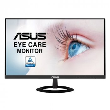 "Монитор ASUS 27"" VZ279HE IPS Black; 1920x1080, 5 мс, 250 кд/м2, 2хHDMI, D-Sub"