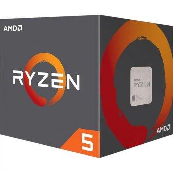 Процесор AMD Ryzen 5 2500X (3.6 GHz 8MB 65W AM4) Multipack (YD250XBBAFMPK)