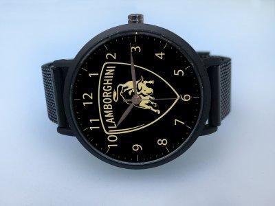 Часы наручные Ламборджини, Lamborghini, часы на браслете, именные часы, детские, подростковые часы, женские часы