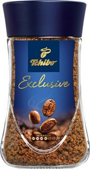 Кофе растворимый Tchibo Exclusive 50 г (4046234766950)