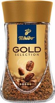 Кофе растворимый Tchibo Gold Selection 50 г (4046234767476)