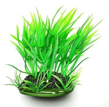 Искусственное растение для аквариума Р064081-8 см