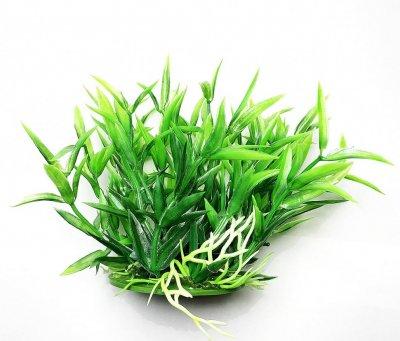 Искусственное растение для аквариума Р290082-8 см