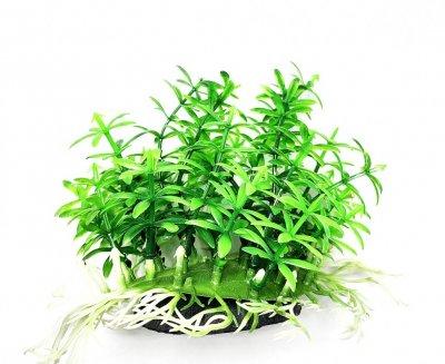 Искусственное растение для аквариума Р024082-8 см