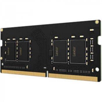 Модуль памяти для ноутбука SoDIMM DDR4 16GB 2666 MHz Lexar (LD4AS016G-R2666G)
