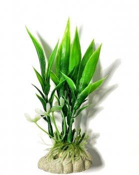 Искусственное растение для аквариума Р121062-6 см