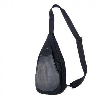 Сумка-слингер тактична DANAPER Velox, чорний Black /1031099/