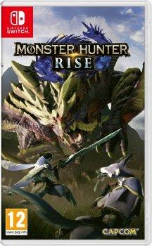 Коллекционное издание Monster Hunter Rise Collectors Edition Nintendo Switch