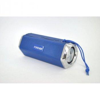 Портативна Bluetooth колонка 4YOU FOREVER blue водонепроникна