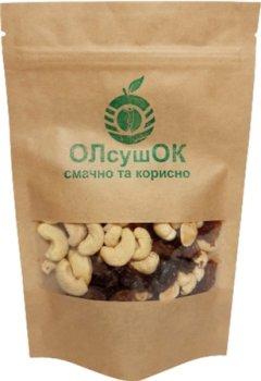Мікс ОЛсушОК арахіс, родзинки, кеш'ю 100 г (4820252920149)