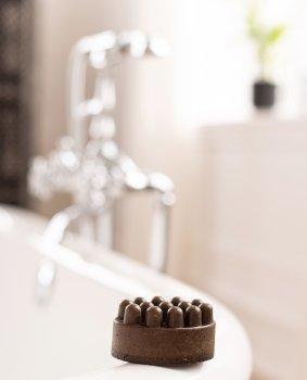 Антицеллюлитное массажное мыло Sapo Кофе 130 г (ROZ6400106232)