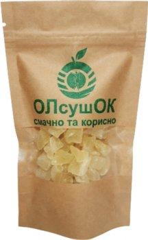 Цукати з ананаса ОЛсушОК кубиками 70 г (4820252920040)