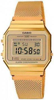 Чоловічий годинник CASIO A700WEMG-9AEF