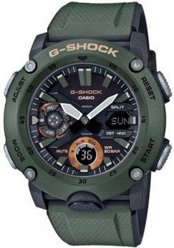 Чоловічий годинник CASIO GA-2000-3AER