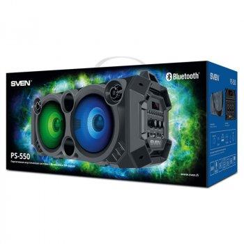 Акустическая система Sven PS-550 Black UAH