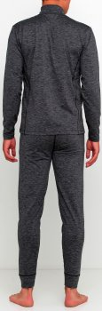 Кофта East Peak Men's Thermo Set With Halfzip Jacket eas1201412_390 Серая