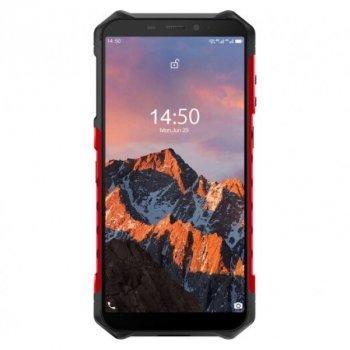 """Мобільний телефон UleFone Armor X5 Pro red 4/64gb IP69K 5.5"""" NFC 5000mAh (1267zp)"""