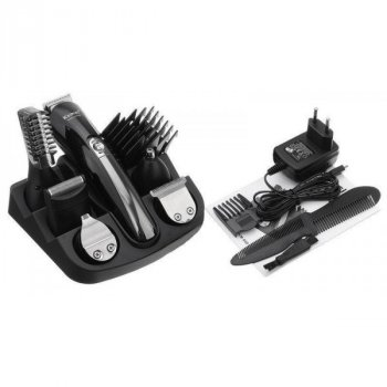 Машинка для стрижки волос и триммер KM-600 Kemei 11в1