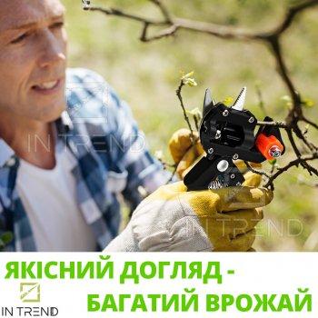 Секатор прививочный Professional Grafting Tool + 3 лезвия для прививки деревьев – ручной садовый инвентарь инструмент