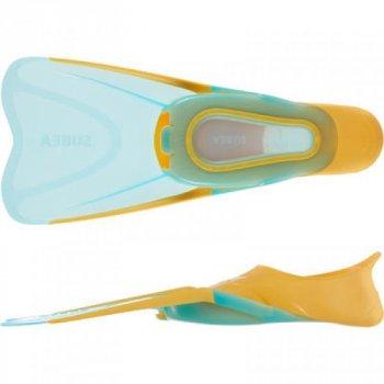 Детские Ласты для Плавания, Сноркелинга ORIGINAL SUBEA (32 /33 размер) Orange